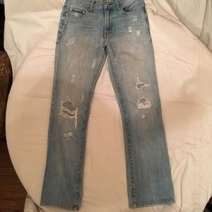 Aeropostale Ripped and Washed style Jeans